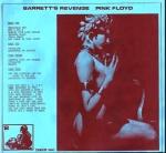 Pink Floyd - Barrett's Revenge - Original LP Cover