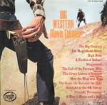 Big Western Themes - Geoff Love and his Orchestra