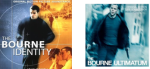 Bourne Identity & Bourne Supremacy Soundtracks