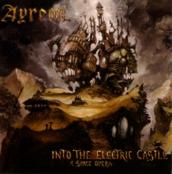 Ayreon_-_Electric_Castle album cover