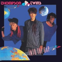 album cover for Into the gap by the thompson twins